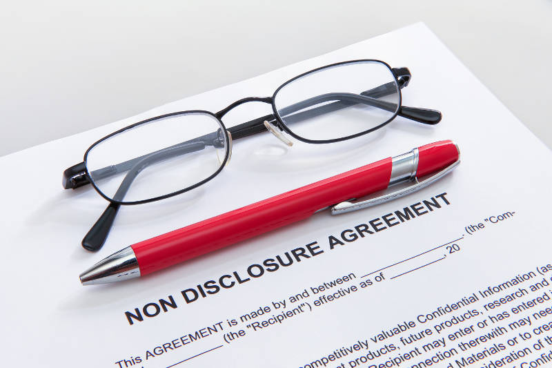 Nondisclosure & Confidentiality Agreements (NDA/CDA)